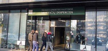 Rekordas: mokesčių deklaraciją pateikęs turtuolis iš valstybės susigrąžino 17 tūkstančių eurų