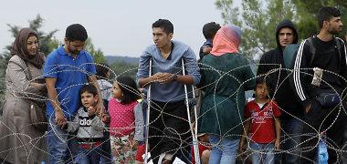Daugiau nei 10 tūkst. Islandijos gyventojų yra pasiruošę priimti pabėgėlių iš Sirijos