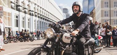 """""""Custom"""" motociklų subkultūra – perdaryti rankomis, unikalūs kūriniai"""