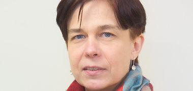 Nerija Putinaitė: Švietimo ir mokslo ministerijai nesvarbi studijų kokybė