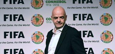 Panama Papers: Šveicarijos teisėsauga krėtė UEFA būstinę