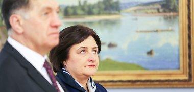 L.Graužinienė atsisakė dirbti Europos Audito Rūmuose dėl asmeninių priežasčių