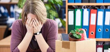 Likviduojama Gyventojų registro tarnyba ketina atleisti 58 darbuotojus