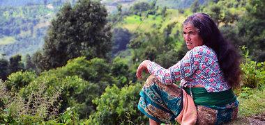 Nepalo džiunglėse: ką daryti sutikus 300 kg sveriantį ir nykstantį tigrą