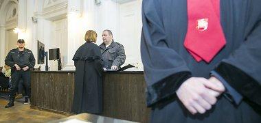 Sausio 13-ąją žuvusio A.Povilaičio sūnus teismo prašo apklausti M.Gorbačiovą