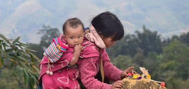 Du mėnesiai Pietryčių Azijoje, arba kelionė, padėjusi pažinti save