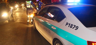 Panevėžio centre 8 metų mergaitę partrenkusi vairuotoja spruko