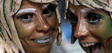 Pustuščiai miestų iždai numušė brazilų norą organizuoti karnavalus