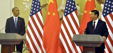 Ekonominio šnipinėjimo išvargintas Vašingtonas ruošia sankcijas Kinijai