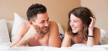 Jam ir jai – linksmas seksualumo ir meilės horoskopas