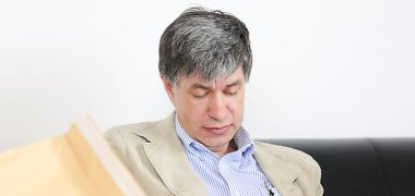Vilniaus korupcijos skandalo herojus Jonavoje nusitaikė į europinius pinigus
