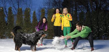 Lengvosios atletikos trenerė Inga Juodeškienė: svarbiausias maratonas – išauginti trys vaikai