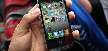 """Dėl """"iPhone 4"""" žadintuvo klaidos daugybė žmonių vėlavo į darbą"""