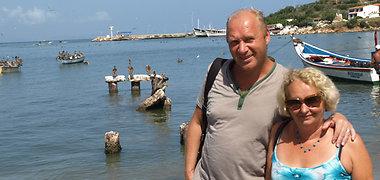 Į Margaritos salą keliems mėnesiams emigruojantis Jurijus Smoriginas tikina išgyvensiąs be televizijos