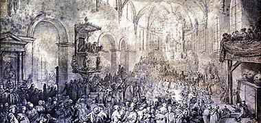 LDK istorija: Ko bajorai vykdavo į miestą?