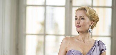 """""""X failų"""" žvaigždė Gillian Anderson: """"Laikas pakviesti mane į pasimatymą"""""""