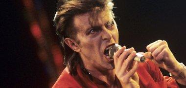 Davidas Bowie ir Berlyno siena: vieno koncerto reikšmė istorijai