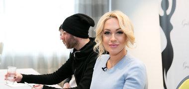 Besilaukianti Oksana Pikul-Jasaitienė tapo modelių atrankos komisijos nare