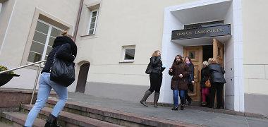Webometrics reitinguose: Lietuvos universitetų lyderių trejetukas nepasikeitė