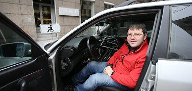 """Buvusį """"Bentski šou"""" artistą Audrių Kalvėną šokiravo Kauno valdžios patyčios"""