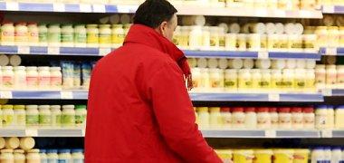 Seimas pritarė siūlymui riboti prekybininkų antkainius