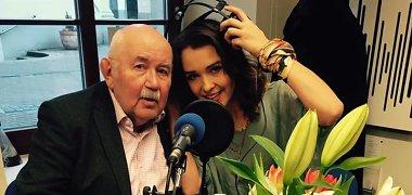 """Liepos Rimkevičienės gyvenime – naujas posūkis: """"Marijos radijuje"""" ves pokalbių laidą"""