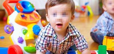 Šiurpi nelaimė Trakų rajone: vaikas neatsargiai žaisdamas su peiliu išdūrė broliukui akį