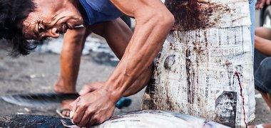 Jūrų čigonams sausuma tinkama tik valčių remontui ir amžinajam poilsiui