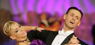 Lietuvos porų pergalės tarptautinėse sportinių šokių varžybose Rusijos sostinėje