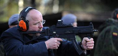 Juozas Olekas: draudimas į kariuomenę šaukti Seimo ar tarybos narius galėtų būti panaikintas