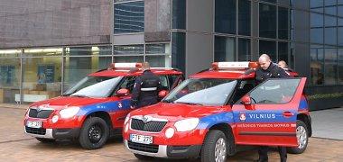 Автопарк Вильнюсского самоуправления: 1000 работников, 78 машин, лимит пробега – 1000 км
