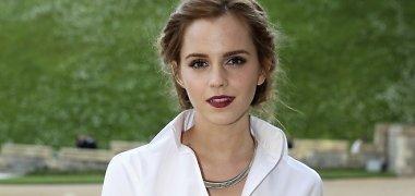 Aktorė Emma Watson paskirta Jungtinių Tautų geros valios ambasadore