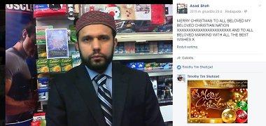 Glazge musulmonas nužudytas už velykinius sveikinimus krikščionims