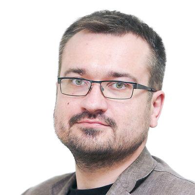 Šarūnas Černiauskas, Tyrimų skyriaus redaktorius