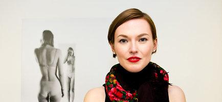 Prieš fotoobjektyvą apsinuoginusi <b>Beata Tiškevič-Hasanova</b> ragina nesigėdyti savo kompleksų