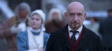 """Aktorius <b>Benas Kingsley</b> filme """"Stounhersto beprotnamis"""" atsidūrė psichiatrinėje"""