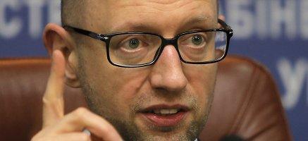 Ukrainos rytuose įvedama nepaprastoji padėtis
