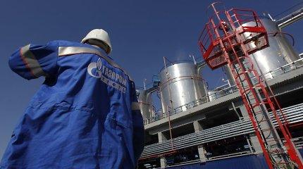 Rusija leis Kinijai kontroliuoti dujų ir naftos telkinius