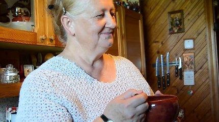 Mutinys – gaivi duonos ir braškių sriuba Suvalkijos gūdumoje