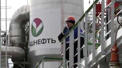 """Kremlius dėl """"Bašneft"""" privatizavimo apsigalvojo: atideda neribotam laikui"""