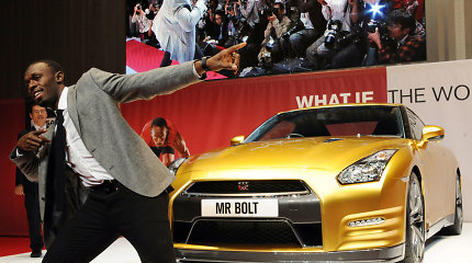 Kam Usainas Boltas leidžia savo milijonus