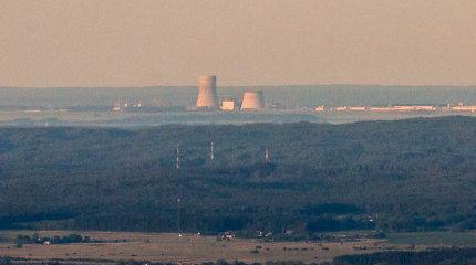Lietuva rengia notą Baltarusijai dėl incidento atominėje elektrinėje
