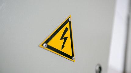"""""""Lesto"""" nebegalės atjungti elektros tiekimo vargingai gyvenantiems skolininkams"""
