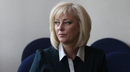 Prokuratūra prašo nutraukti bylą LKF vadovo papirkimu kaltinamai viešbučio vadovei D.Kuklierienei