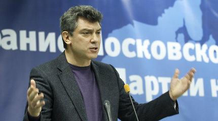 Geriausios Boriso Nemcovo mintys: jei žmogus neturi gyvenimo geismo, jis nieko negali