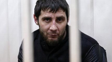 Boriso Nemcovo nužudymu kaltinamas Zauras Dadajevas: prieš suėmimą buvau pagrobtas