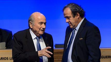 UEFA grasina boikotuoti pasaulio futbolo čempionatą Rusijoje ir rengti atskirą turnyrą