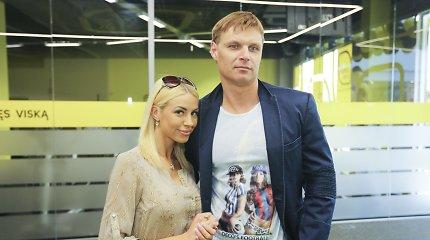Edgaras Jankauskas susižadėjo su Viktorija Staponaite