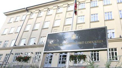 Vilniuje prie Šolomo Aleichemo gimnazijos kaukėti užpuolikai sumušė 13-metį