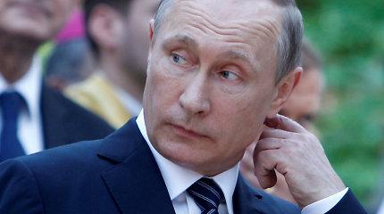 """Už V.Putino tinklapio ataką Rusijoje paskelbta """"mirties bausmė"""" kompiuteriui"""